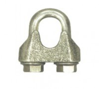 Зажим для каната DIN 1142 (арт. XK01623)